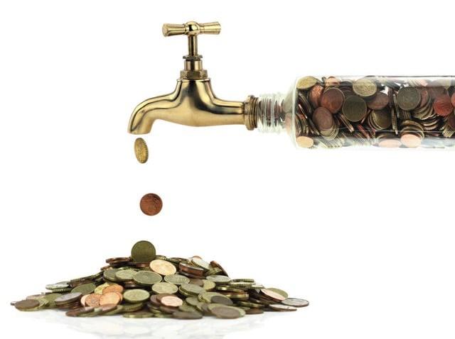 お金の流れ