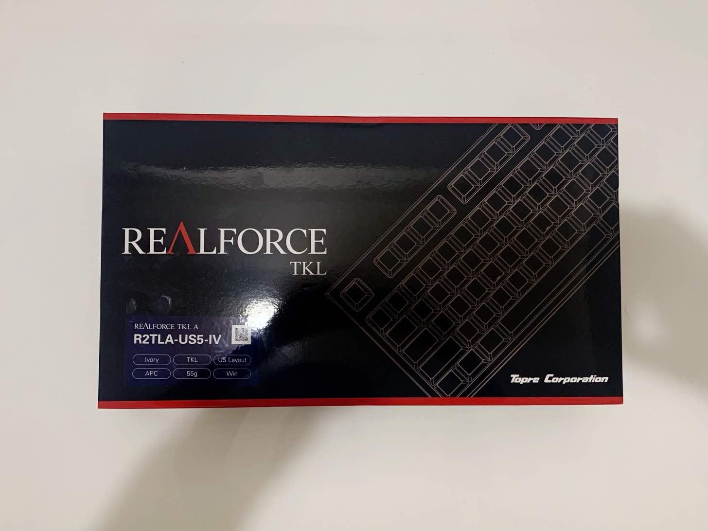 RealForce R2TLA-US5-Ⅳ