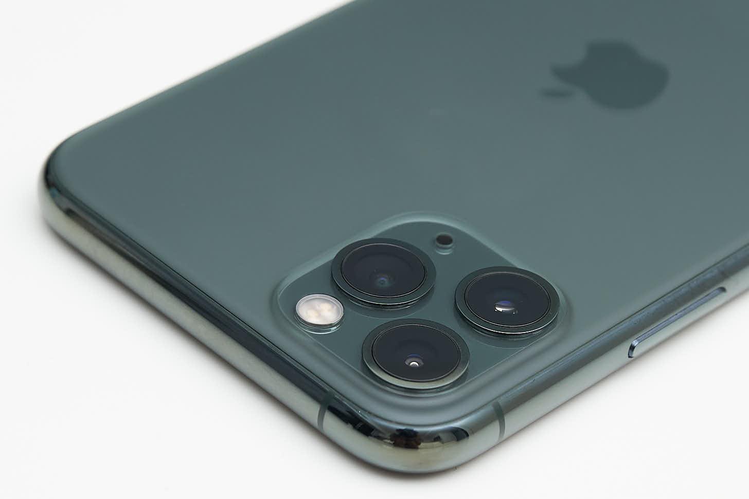 Iphone11pro 3眼レンズ